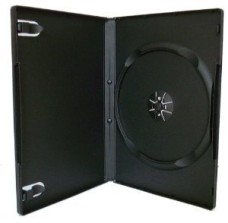 100x Random CD/DVD/BLURAY Cases - Clearance Stock
