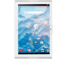 GradeB - ACER Iconia One 10 B3-A40 10.1in Tablet - 16 GB - White - HD Ready display -  Up to 10 hours