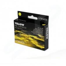 Ij Compatible Epson T0804G6 Yellow Ink Cartridge