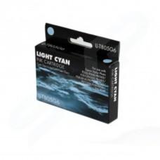 Ij Compatible Epson T0805G6 Light Cyan Ink Cartridge