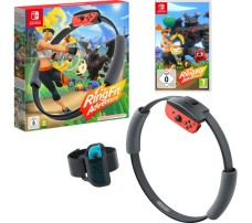 Nintendo Switch Ring Fit Adventure | The Ring-Con | Leg strap