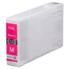 Blue Box Compatible Epson Printer Ink T7903 79XL Magenta 19ML