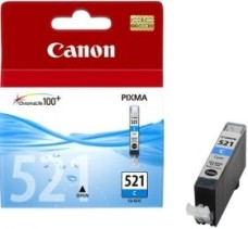 Canon CLI-521 Cyan Ink Cartridges