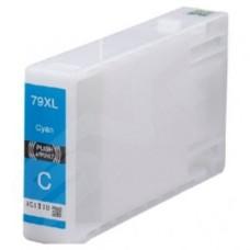 Blue Box Compatible Epson Printer Ink T7902 79XL Cyan 19ML