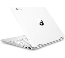 HP x360 12in 2-in-1 Silver Chromebook - Intel Celeron N4000 4GB RAM 64GB eMMC Chrome OS