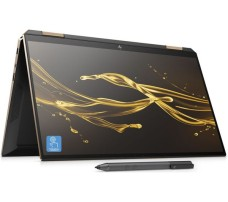 GradeB - HP Spectre x360 13.3in 2-in-1 Black Laptop - Intel i5-1035G4 8GB RAM 256GB SSD - Windows 10 | Includes stylus