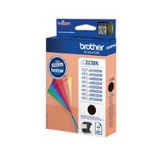 Brother LC223 Inkjet Cartridge (Black) 550 Page Yield