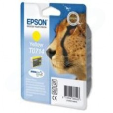 Epson T0714 Yellow Ink Cartridge