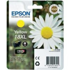Epson Daisy 18XL Series T1814 Yellow Ink Cartridge (Yield 450 Pages) RS Blister for Expression Home XP-102 Inkjet Printer