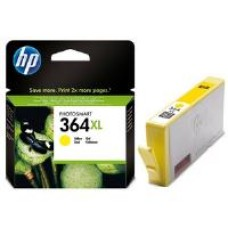 HP No.364XL Photosmart (Yellow) Ink Cartridge (Yield 750 Pages) with Vivera Ink