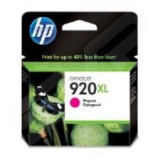 HP 920XL (Yield 700 Pages) Magenta Officejet Ink Cartridge