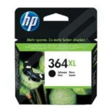 HP 364XL Black Ink Cartridge (Yield 550 Pages)