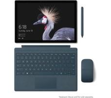 GradeB - MICROSOFT 12.3in Silver Surface Pro - Intel i5-7300U 8GB RAM 128GB SSD - Windows 10