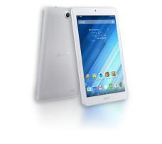 """GradeB - ACER Iconia One B1-850 8"""" Tablet - 16gb White - Android 5.1 (Lollipop)"""