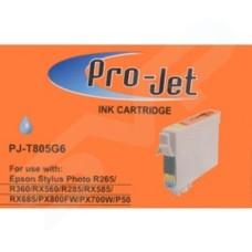 Pro-Jet Compatible Epson T0805 Light Cyan C13T08054010 Inkjet