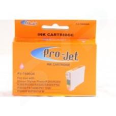 Pro-Jet Compatible Epson T0806 Light Magenta C13T08064010 Inkjet