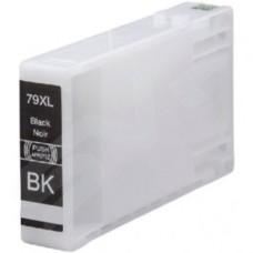 Blue Box Compatible Epson Printer Ink T7901 79XL Black 42ML