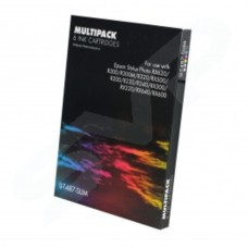 IJ Epson Compatible R300/R200 T487-SLIM Combo