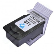 Blue Box Remanufactured Canon CL511 Colour (2972B001AA) Inkjet (CL 511)