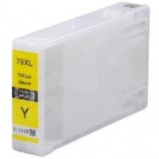 Blue Box Compatible Epson Printer Ink T7904 79XL Yellow 19ML