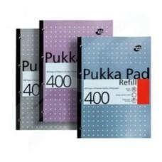Pukka Pad A4 Refill Pad 400 Sheet (Pack of 5)