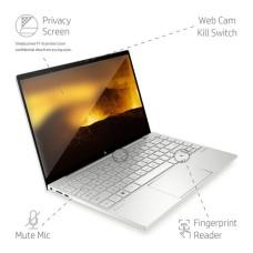 GradeB - HP ENVY 13-ba0506sa 13.3in Silver Laptop - Intel i7-1065G7 8GB RAM 1TB SSD Touchscreen - Windows 10