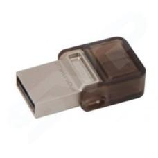 Kingston DataTraveler microDuo (32GB) Flash Drive USB OTG (On-The-Go)