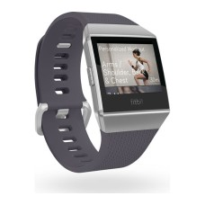GradeB - FITBIT Ionic Water resistant | Blue Grey & White