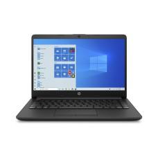 GradeB - HP 14-cf3512sa 14in Black Laptop - Intel i3-1005G1 4GB RAM 128GB SSD - Windows 10