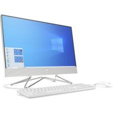 HP 24-dp0002na 23.8in All-in-One Silver PC - AMD Ryzen 5 4500U 8GB RAM 256GB SSD - Windows 10