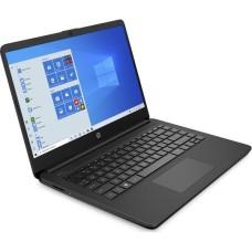 HP Stream 14s-fq0508sa 14in Black Laptop - AMD A3020e 4GB RAM 64GB eMMC - Windows 10s