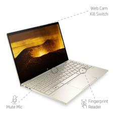 HP ENVY 13.3in Gold Laptop - Intel i5-10210U 8GB RAM   32GB Optane 512GB SSD