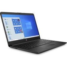 GradeB - HP 14-cf2517sa 14in Black Laptop - Intel Pentium Gold 6405U 4GB RAM 128GB SSD - Windows 10