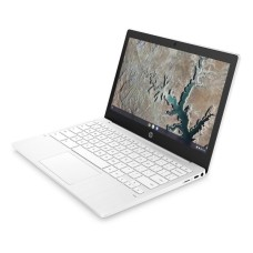 GradeB - HP 11a 11.6in White Chromebook - MediaTek MT8183 4GB RAM 32GB eMMC- ChromeOS