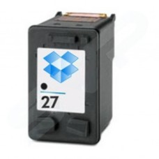Bluebox Remanufactured HP27 Black (C8727AE) Inkjet Cartridge (HP 27)