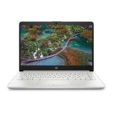 HP 14-cf2518sa 14in Silver Laptop - Intel Pentium Gold 6405U 4GB RAM 128GB SSD - Windows 10
