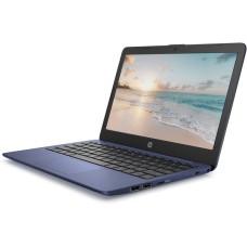 GradeB - HP Stream 11-ak0507sa 11.6in Blue Laptop - Intel Celeron N4020 2GB RAM 32GB eMMC - Windows 10s