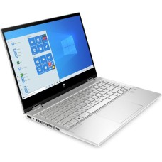GradeB - HP Pavilion x360 14in 2-in-1 Silver Laptop - Intel Pentium Gold 7505 4GB RAM 128GB SSD - Windows 10 - HD Touchscreen