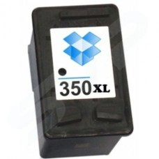 Bluebox Remanufactured HP350XL Black (CB336EE) Inkjet Cart (HP 350XL)