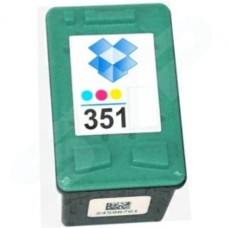Bluebox Remanufactured HP351XL Colour (CB338EE) Inkjet Cart (HP 351XL)