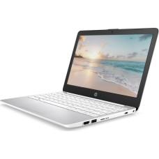 GradeB - HP Stream 11-ak0512sa 11.6in White Laptop - Intel Celeron N4020 4GB RAM 64GB eMMC - Wiindows 10