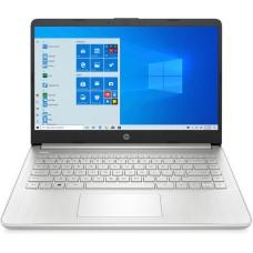 HP 14s-dq2512na 14in Silver Laptop - Intel i5-1135G7 8GB RAM 256GB SSD - Windows 10 | Full HD screen