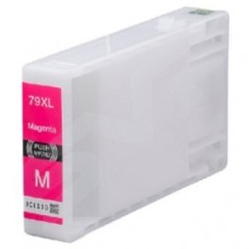 Blue Box Compatible Epson Printer Ink T7903 79XL Magenta 19ML