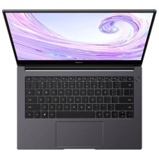 HUAWEI MateBook D 14in Grey Laptop - Intel i5-10210U 8GB RAM 256GB SSD - Windows 10
