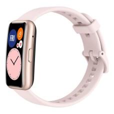 HUAWEI Watch Fit - Sakura Pink   Water resistant