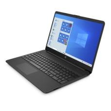 HP 15s-eq1540na Black Laptop 15.6IN - AMD Silver 3050U 4GB 128GB SSD - Windows 10 S