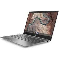 GradeB - HP 15-de0500na 15.6in White Chromebook - Intel Pentium Gold 4417U 4GB RAM 64GB eMMC Chrome OS | Full HD screen