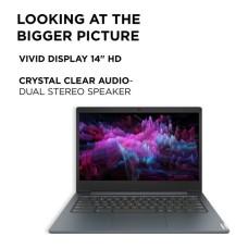 GradeB - LENOVO IdeaPad 3i 14in Blue Chromebook - Intel Celeron N4020 4GB RAM 64GB eMMC - Chrome OS