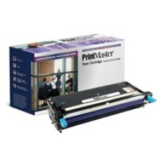 PrintMaster Remanufactured Dell 593-10171 (Yield: 8000 Pages) Cyan Toner Cartridge