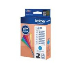 Brother LC223 Inkjet Cartridge (Cyan) 550 Page Yield